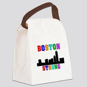 BOSTON STRONG 1 Canvas Lunch Bag