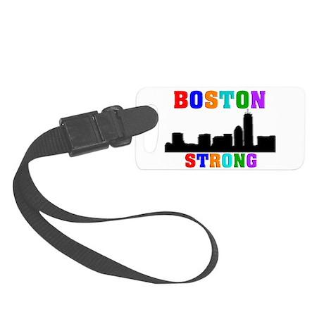 BOSTON STRONG 1 Luggage Tag