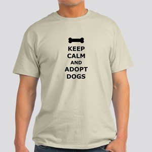Keep Calm Light T-Shirt