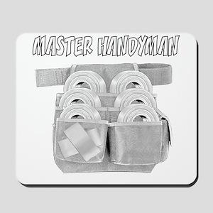 Master Handyman Mousepad