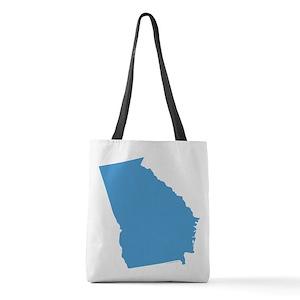bc488d89e4b87 Atlanta Polyester Tote Bags - CafePress