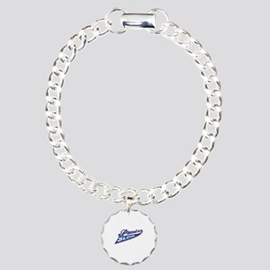 Proud to be Slovak Charm Bracelet, One Charm