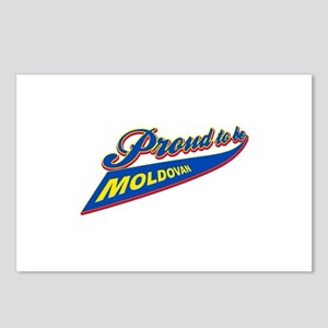 Proud to be Moldovan Postcards (Package of 8)