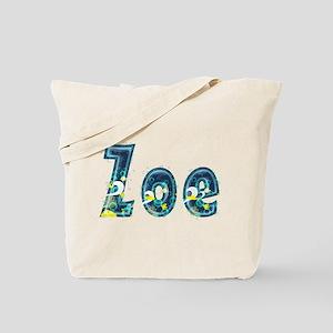 Zoe Under Sea Tote Bag