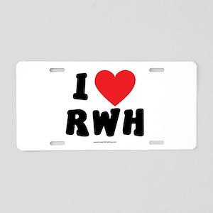 I Love RWH - LDS Clothing - LDS T-Shirts Aluminum