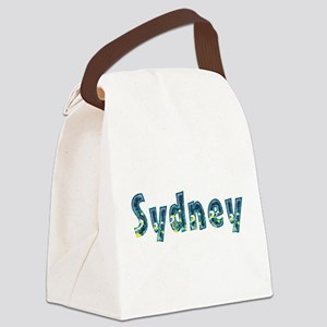 Sydney Under Sea Canvas Lunch Bag