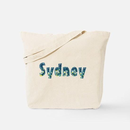 Sydney Under Sea Tote Bag