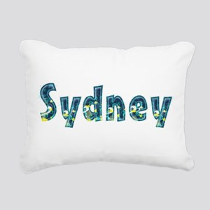 Sydney Under Sea Rectangular Canvas Pillow