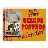 Circus Wall Calendars