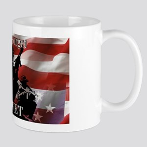 Never Forget U.S. Vet Mug