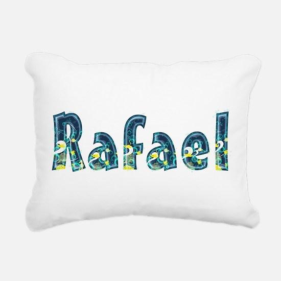 Rafael Under Sea Rectangular Canvas Pillow