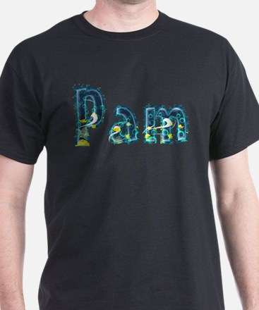 Pam Under Sea T-Shirt