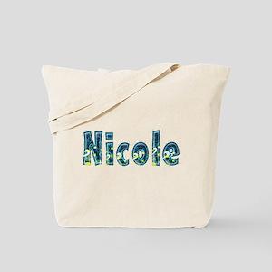 Nicole Under Sea Tote Bag