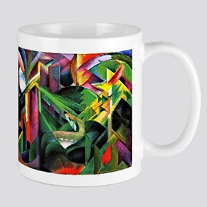 Franz Marc: Deer in a Monastery Stainless Steel Tr
