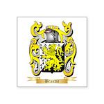 Brandle Square Sticker 3