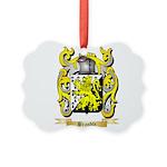 Brandle Picture Ornament