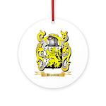Brandino Ornament (Round)