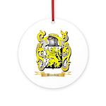 Brandini Ornament (Round)