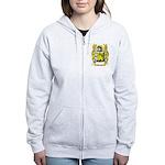 Brandes Women's Zip Hoodie