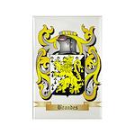 Brandes Rectangle Magnet (100 pack)