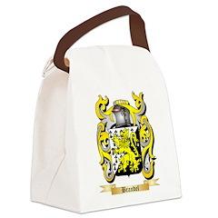 Brandel Canvas Lunch Bag