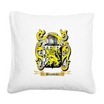 Brandeke Square Canvas Pillow