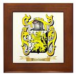 Brandassi Framed Tile