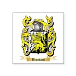 Brandacci Square Sticker 3