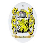 Brandacci Ornament (Oval)