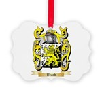 Brand Picture Ornament