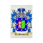 Branco Rectangle Magnet (100 pack)