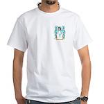 Bramwell White T-Shirt