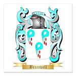Bramwell Square Car Magnet 3