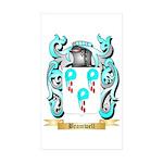 Bramwell Sticker (Rectangle 10 pk)