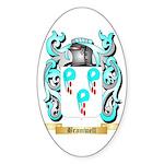 Bramwell Sticker (Oval 50 pk)