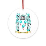 Bramwell Ornament (Round)