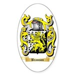 Bramson Sticker (Oval 50 pk)