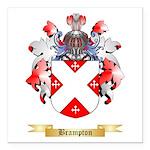Brampton Square Car Magnet 3