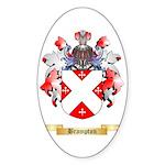 Brampton Sticker (Oval)