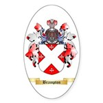 Brampton Sticker (Oval 10 pk)