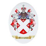 Brampton Ornament (Oval)