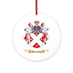 Brampton Ornament (Round)