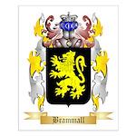 Brammall Small Poster