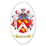 Brame Sticker (Oval 50 pk)
