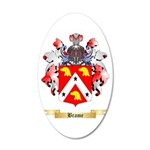 Brame 20x12 Oval Wall Decal