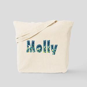 Molly Under Sea Tote Bag