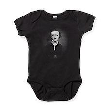 Halftone Poe Baby Bodysuit