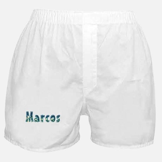 Marcos Under Sea Boxer Shorts