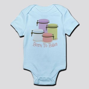 Born To Bake Body Suit
