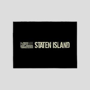 Black Flag: Staten Island 5'x7'Area Rug